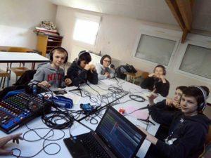 L'équipe de radio St-Jo au complet !